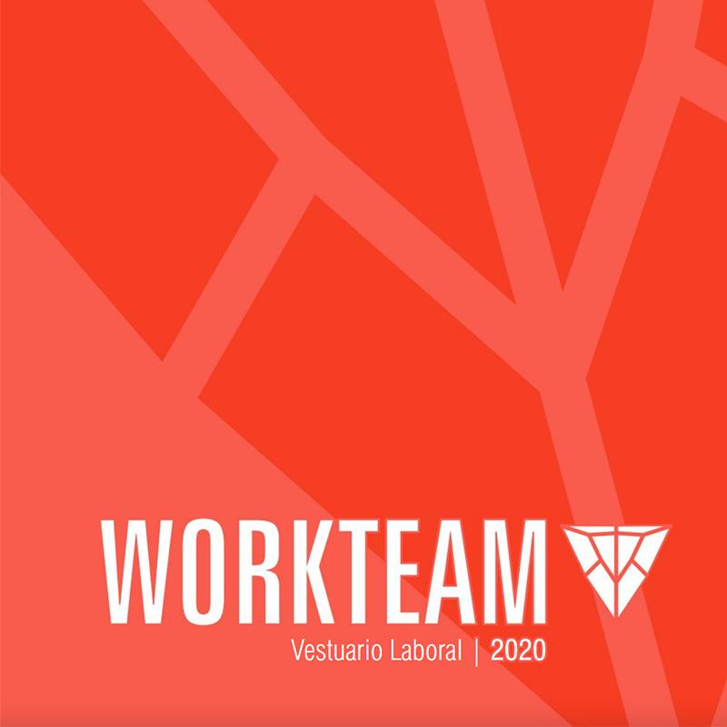 CATÁLOGO WORKTEAM 2020